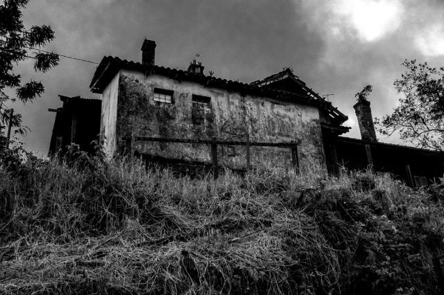 An abandonned hostel at Paranapiacaba, SP-Brazil Sept/2018