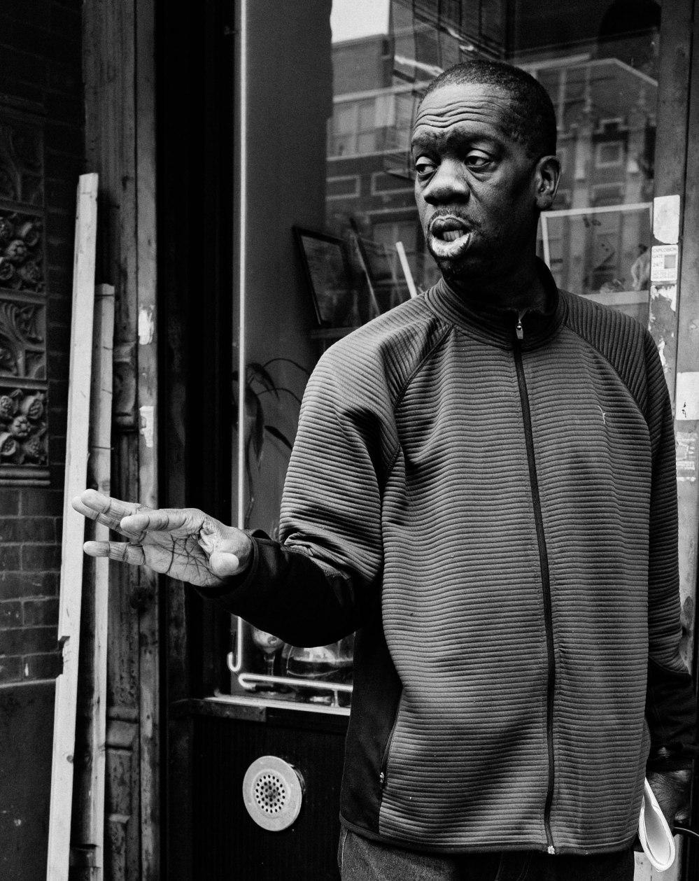 9 Homem no Harlem (2) Maio17 (1 de 1)