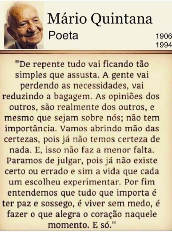 Mario Quintana Poesia