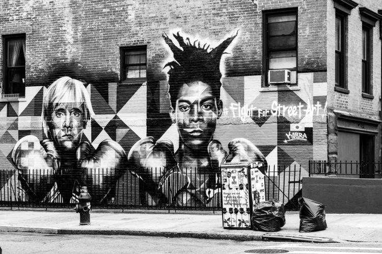 NYC Grafitti 2017-1