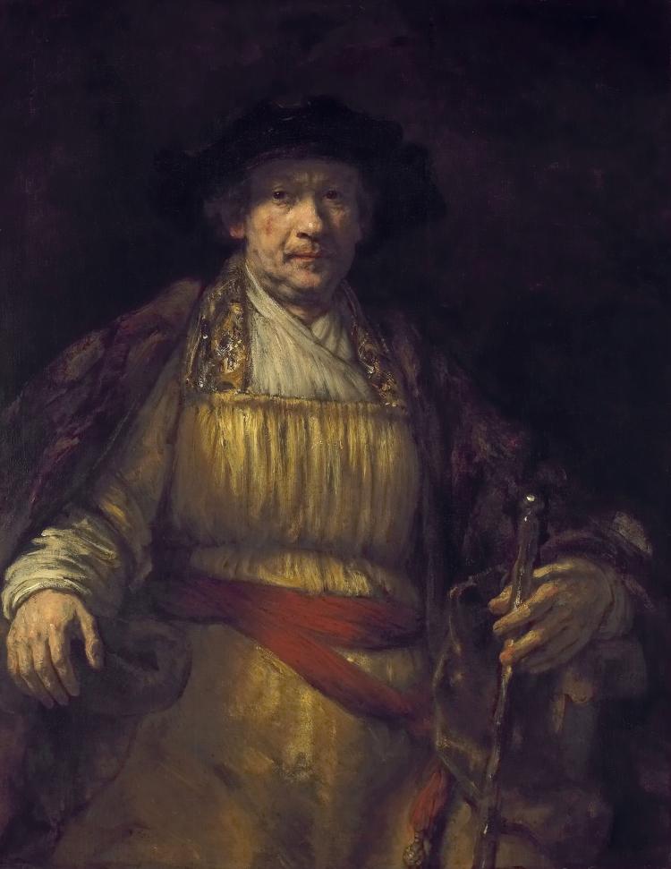 Self-Portrait, 1658